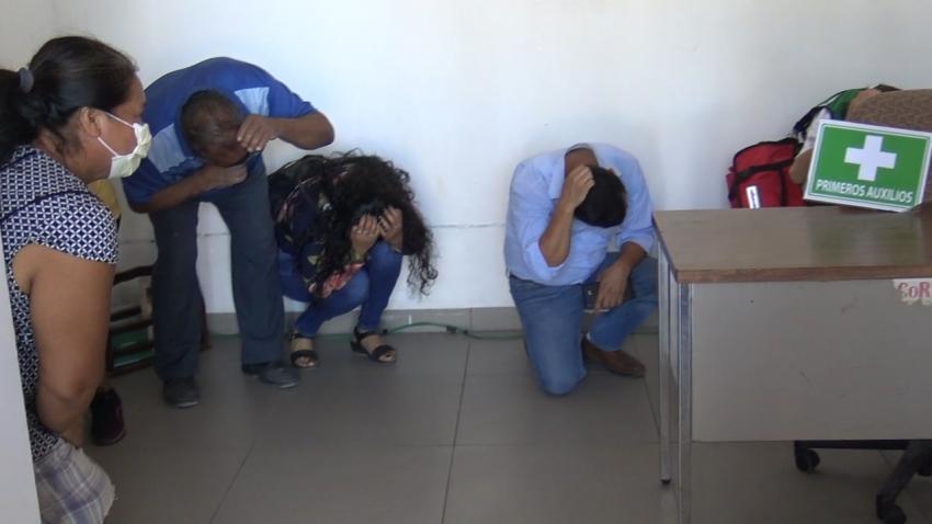 VIDEO Realizan simulacro de resguardo por Tormenta en Nuevo Laredo