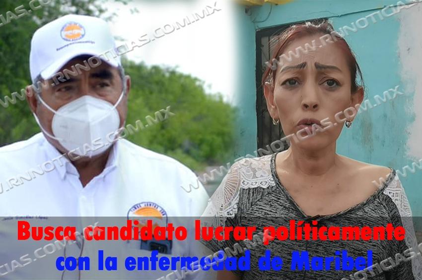 Busca candidato independiente acreditarse apoyos del DIF
