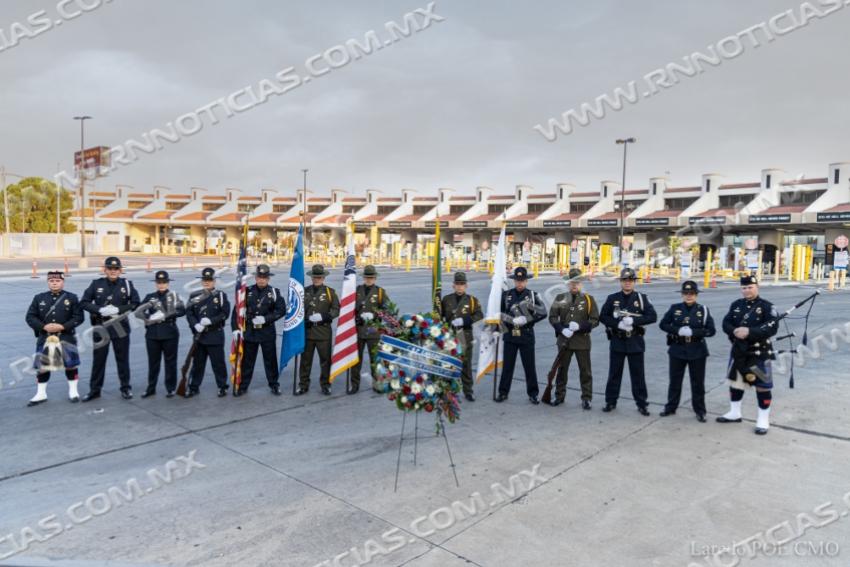 CBP Organiza Ceremonia Conmemorative del 20 Aniversario en Honor a las Víctimas del Ataque del 11 de Septiembre