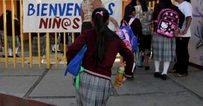 Regreso a las aulas en Tamaulipas sería el 24 de mayo