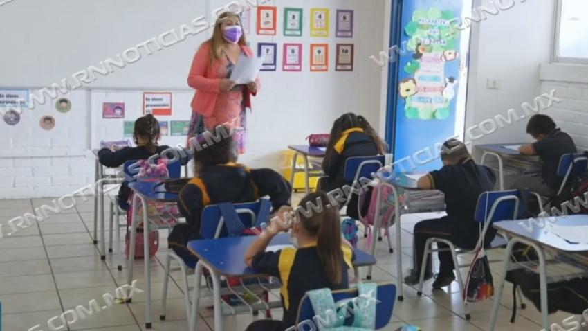 Inminente el regreso a clases presenciales en Tamaulipas; Padres en contra