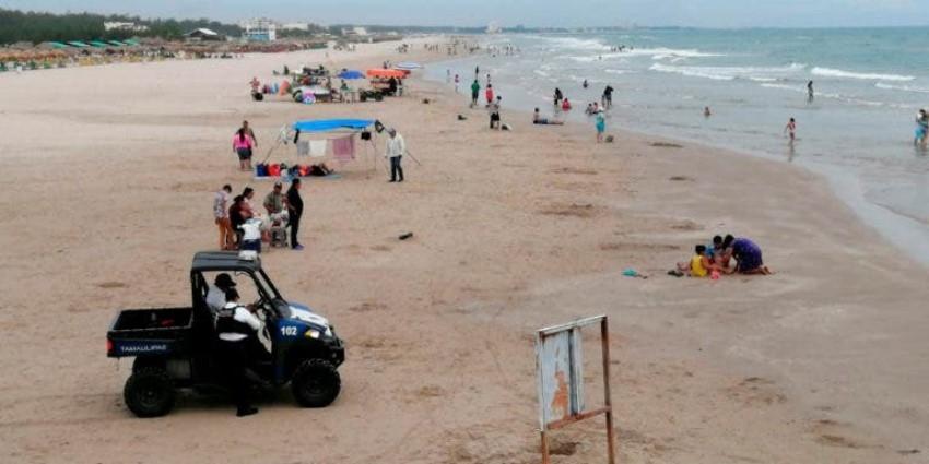 "En ""tercera ola Covid"" llegan 200 mil visitantes a Playa Miramar"