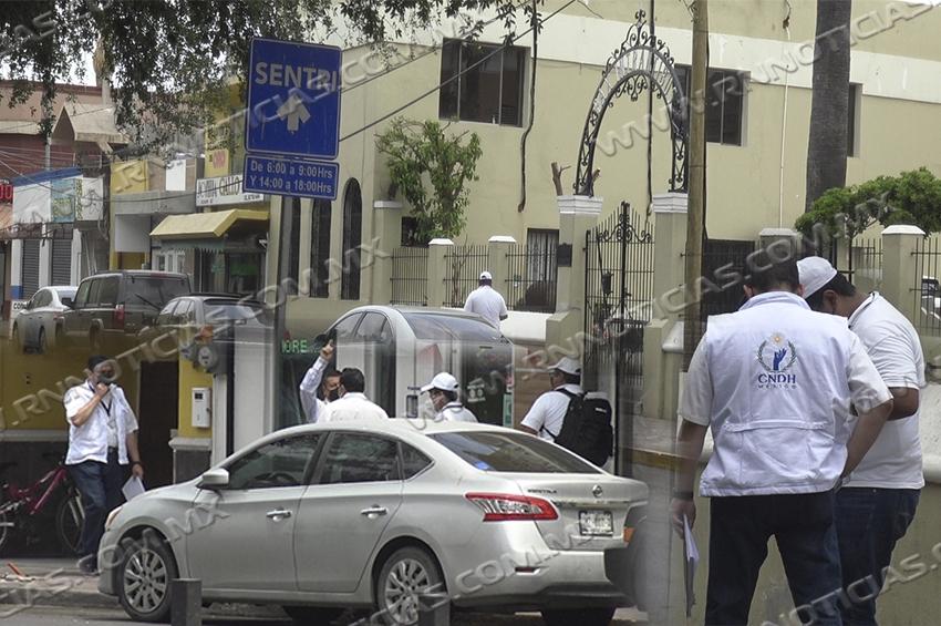 Investiga la CNDH Muertes a manos de la Guardia Nacional