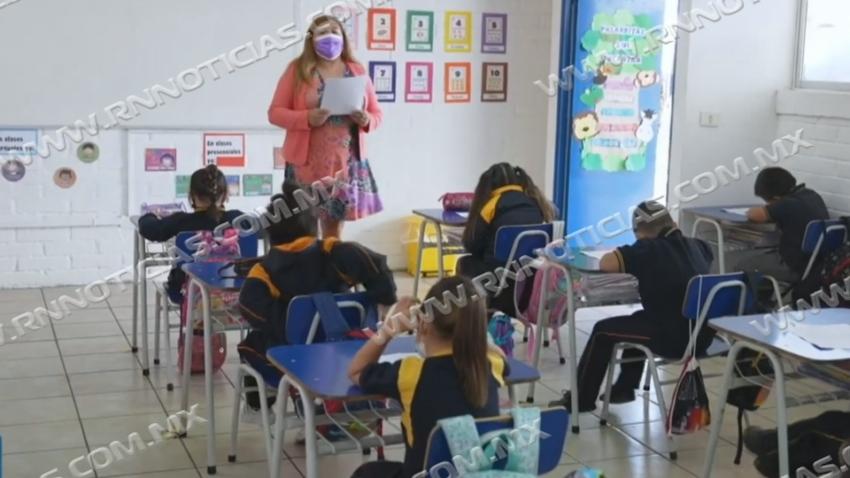 Tamaulipas aún sin regreso a clases presenciales