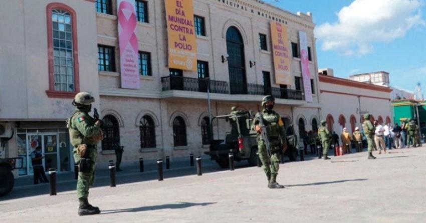 Fue falsa alarma la amenaza en Matamoros