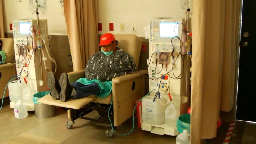 VIDEO Aumentan consultas por enfermedades crónicas y respiratorias