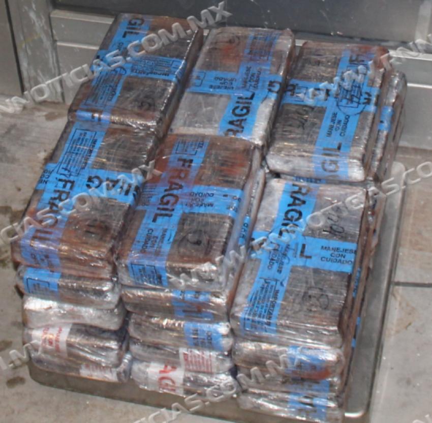 CBP incautan más de $1.2 millones de dólaresen cocaína y fentanilo en el Pharr Texas