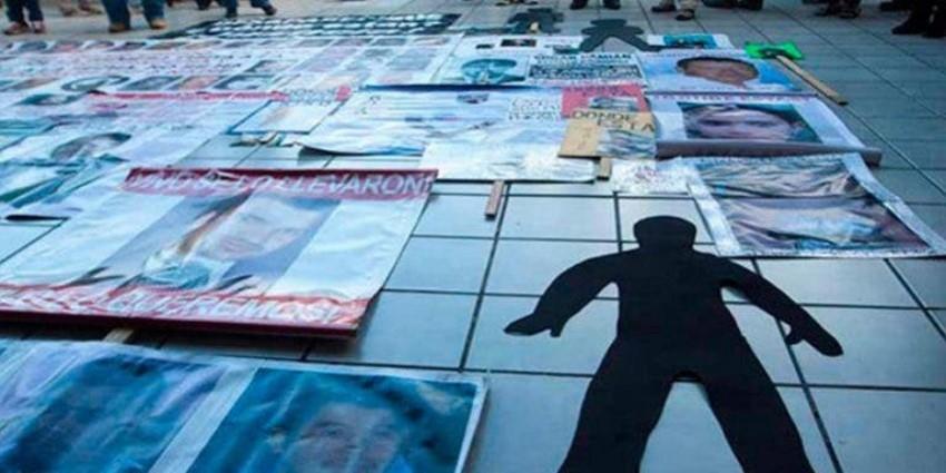 Oficializan la ausencia de 143 desaparecidos