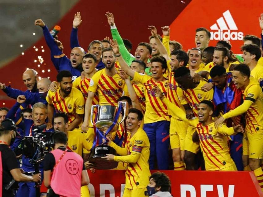 Barcelona conquista su Copa del Rey número 31