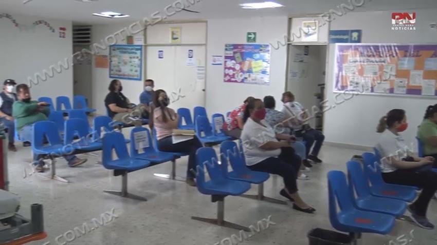VIDEOS Maestros serán vacunados contra el covid en Tamaulipas