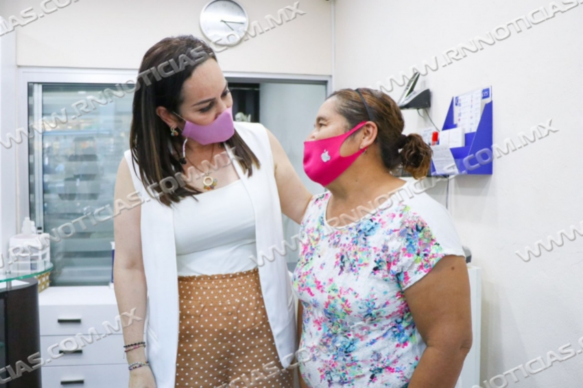 Impulsará Carmen Lilia Canturosas infraestructura en salud y turismo médico