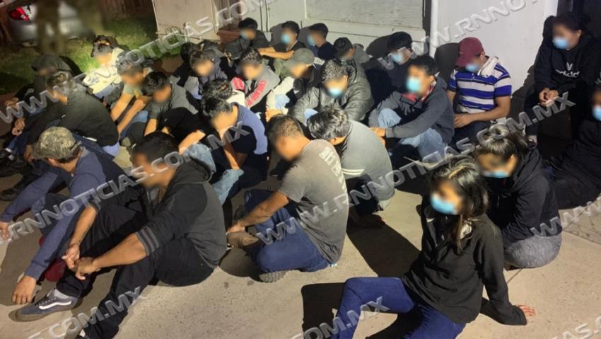 La Patrulla Fronteriza del Sector De Laredo cierra una asombrosa séptima casa de seguridad