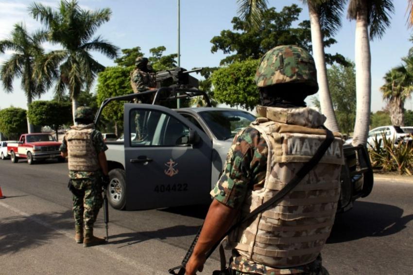 Vinculan a proceso a 30 marinos por desaparición forzada en Tamaulipas