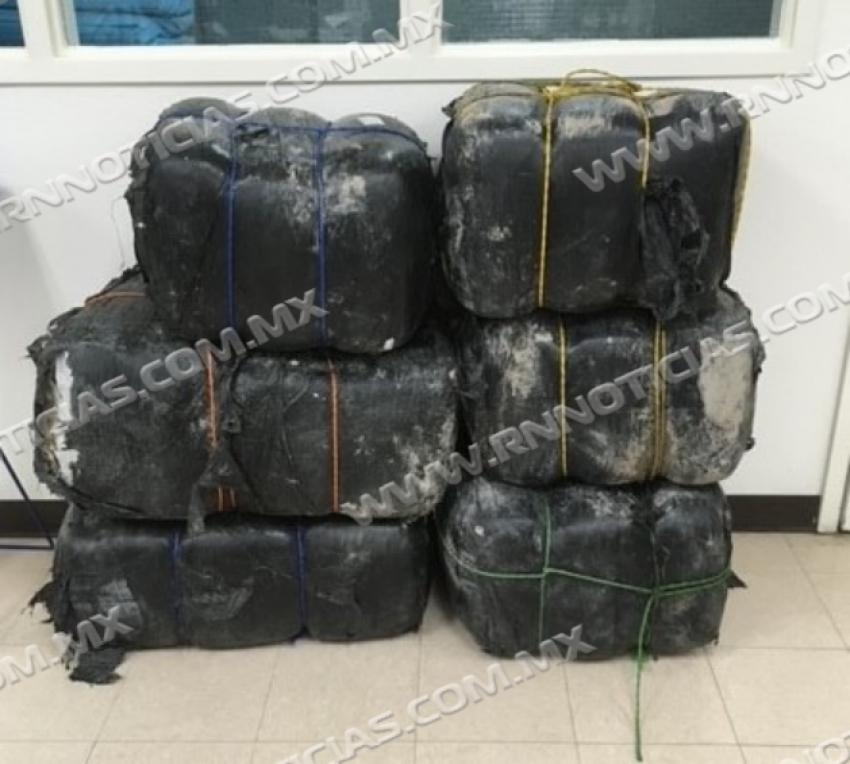La Patrulla Fronteriza del Sector de Laredo detiene dos intentos de contrabando de narcóticos
