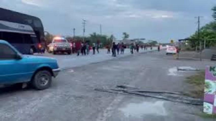 Llegan haitianos al estado bajo engaños