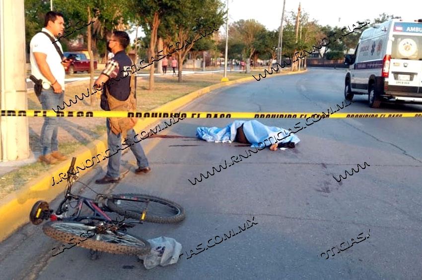 Identifican a fallecido en el Paseo Colón en Nuevo Laredo